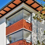 Zabudowa balkonowa Glasswall