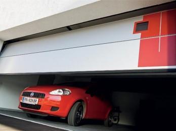Brama garażowa Normstahl
