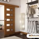 Drzwi przesuwne Aran firmy Invado