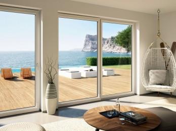 Okno Prolux nowe okno firmy Oknoplast