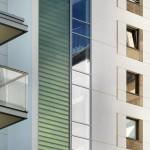 Pilkington Activ Clear - Zespół Budynków Mieszkalnych w Warszawie przy ul. Dereniowej Fot. Pilkington Polska