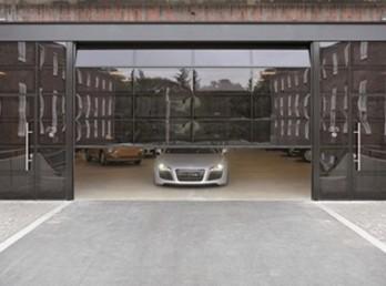 Brama garażowa - dobry montaż