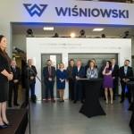 WIŚNIOWSKI_Otwarcie salonu w Łomiankach5_fot. Dorota Czoch