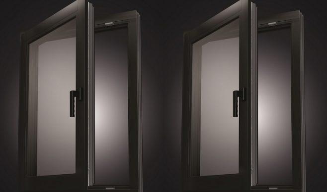 ALU LOOK – chłodna elegancja aluminium w oknach z PVC