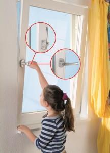 System Bezpieczne dziecko - Tilt First ROTO