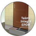 Zastosowanie taśm Integra EPDM