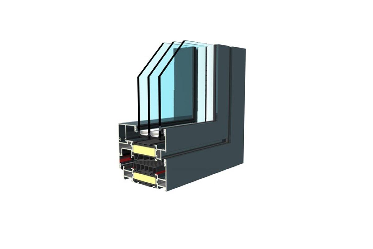 Okna So Easy System  także w Szpitalu Południowym